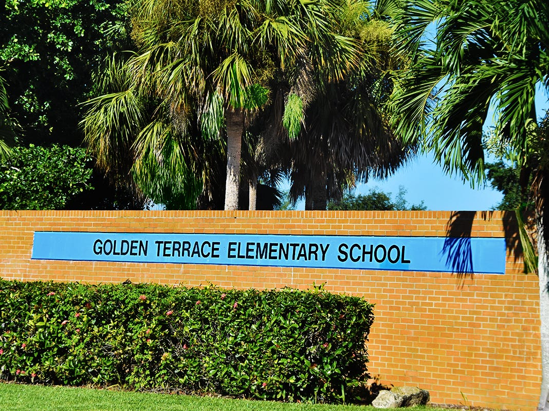 Golden Terrace Elementary School.