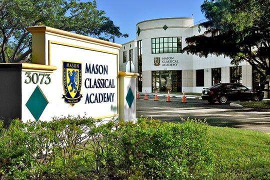 Mason Classical Academy.