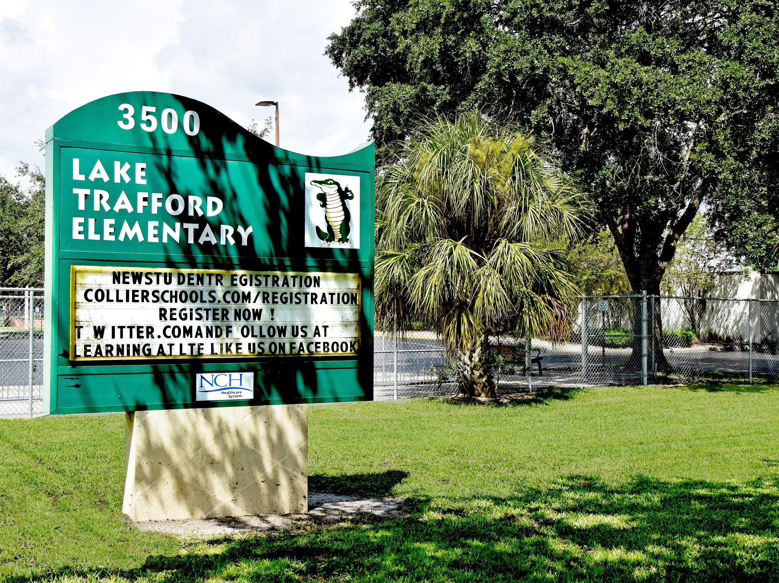 Lake Trafford Elementary School.
