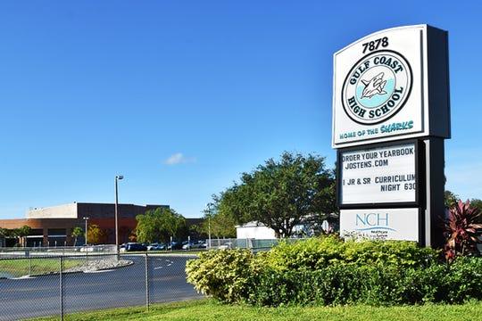 Gulf Coast High School.