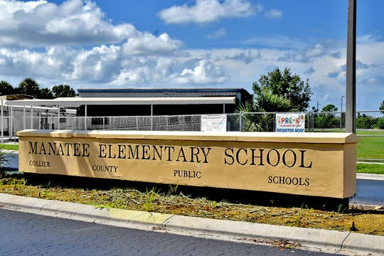 Manatee Elementary School.