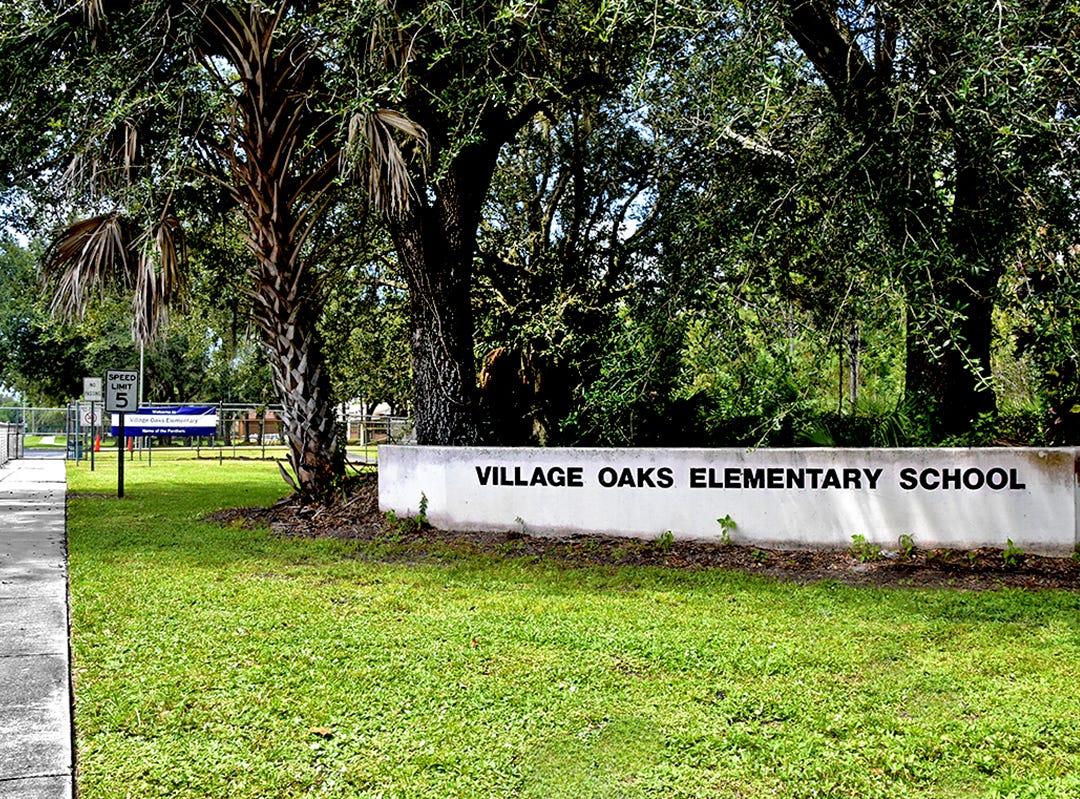 Village Oaks Elementary School.