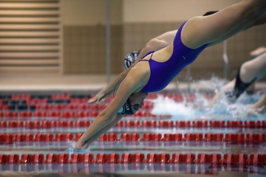 Granville Swim Practice