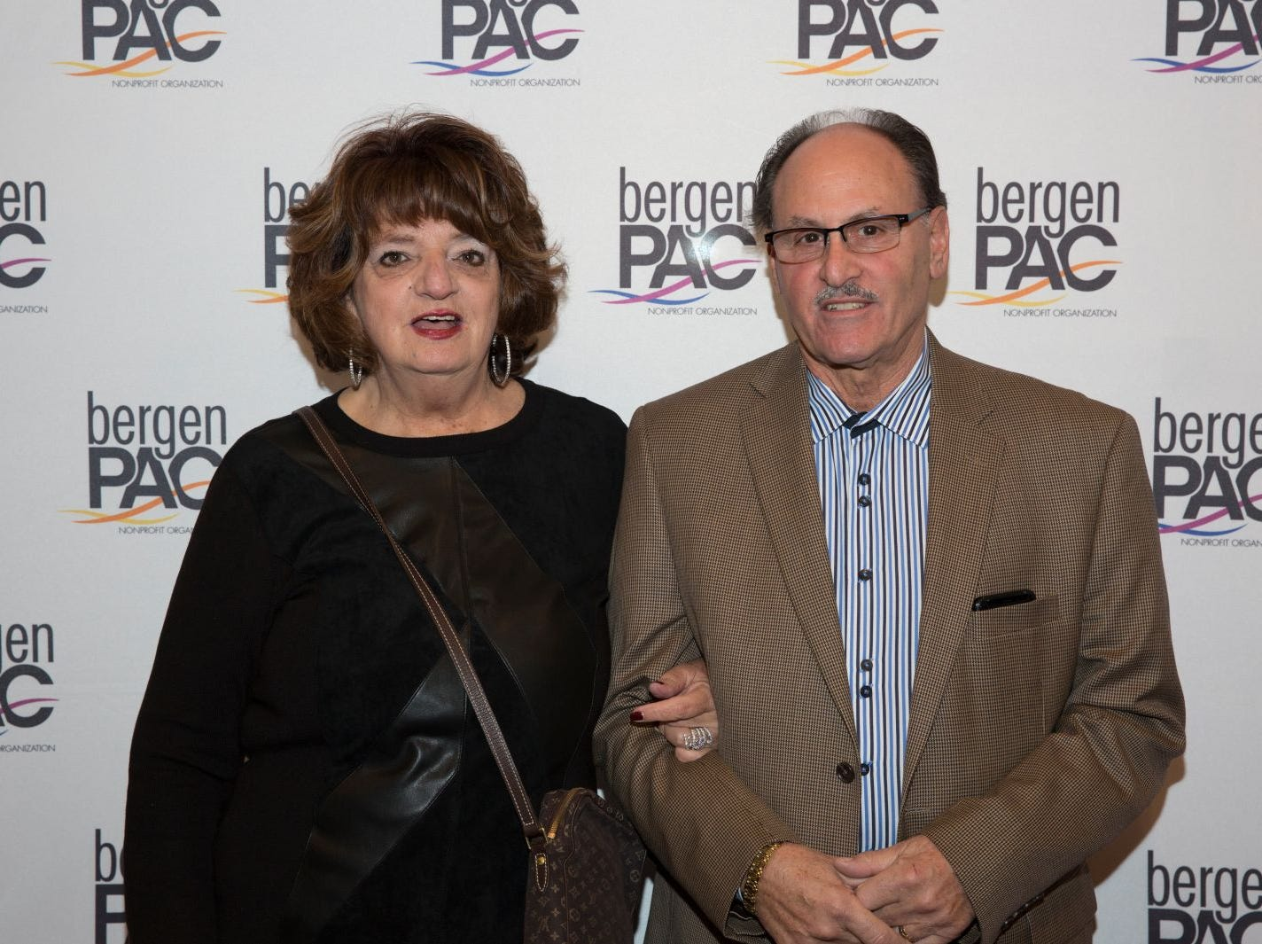 Doreen and Allen Fischbein. BergenPAC held its annual fall gala featuring John Fogerty in Englewood. This year's honoree was Fernando Garip, from Wilmington Trust and M&T Bank. 11/08/2018