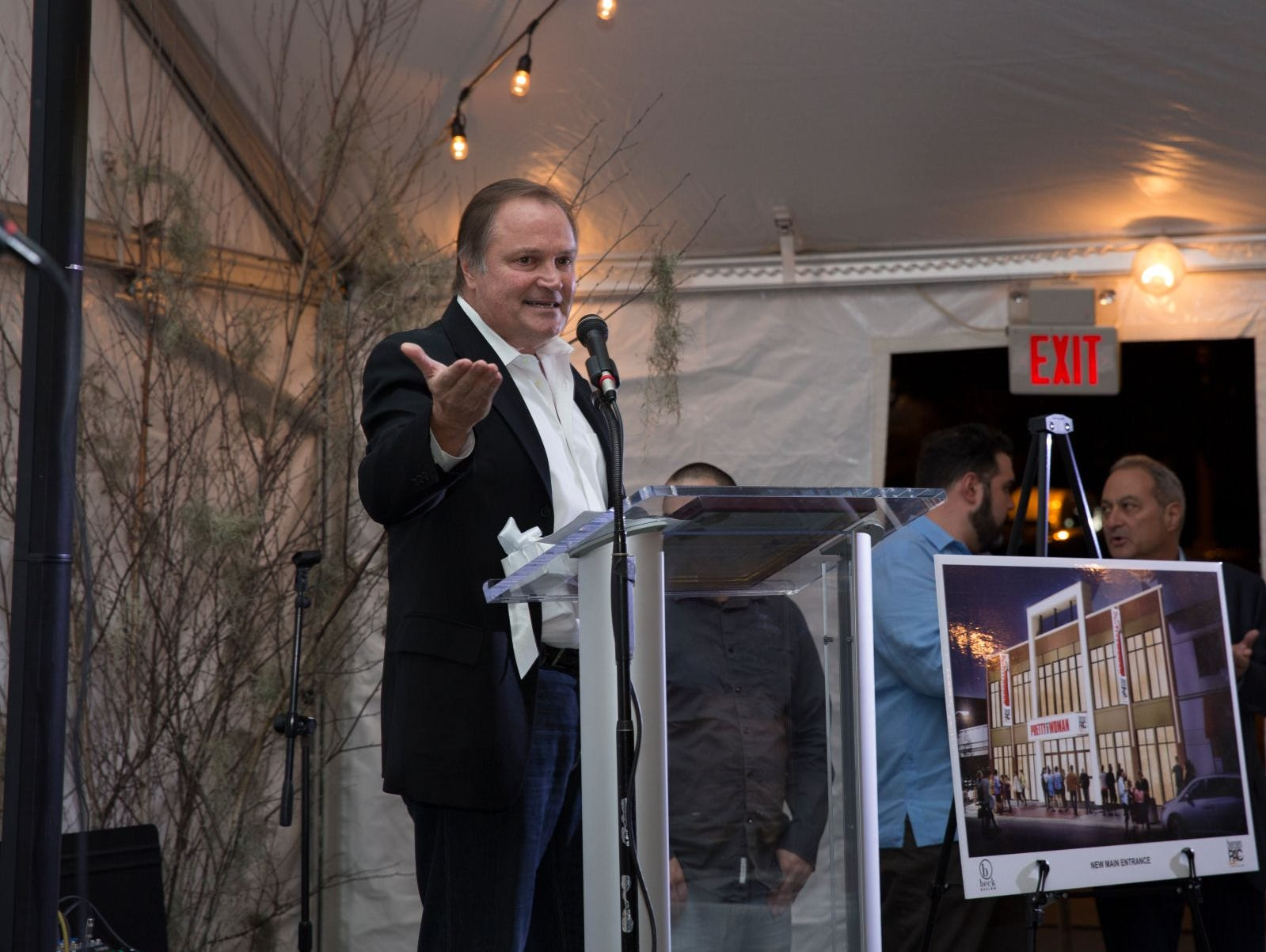 BergenPAC held its annual fall gala featuring John Fogerty in Englewood. This year's honoree was Fernando Garip, from Wilmington Trust and M&T Bank. 11/08/2018