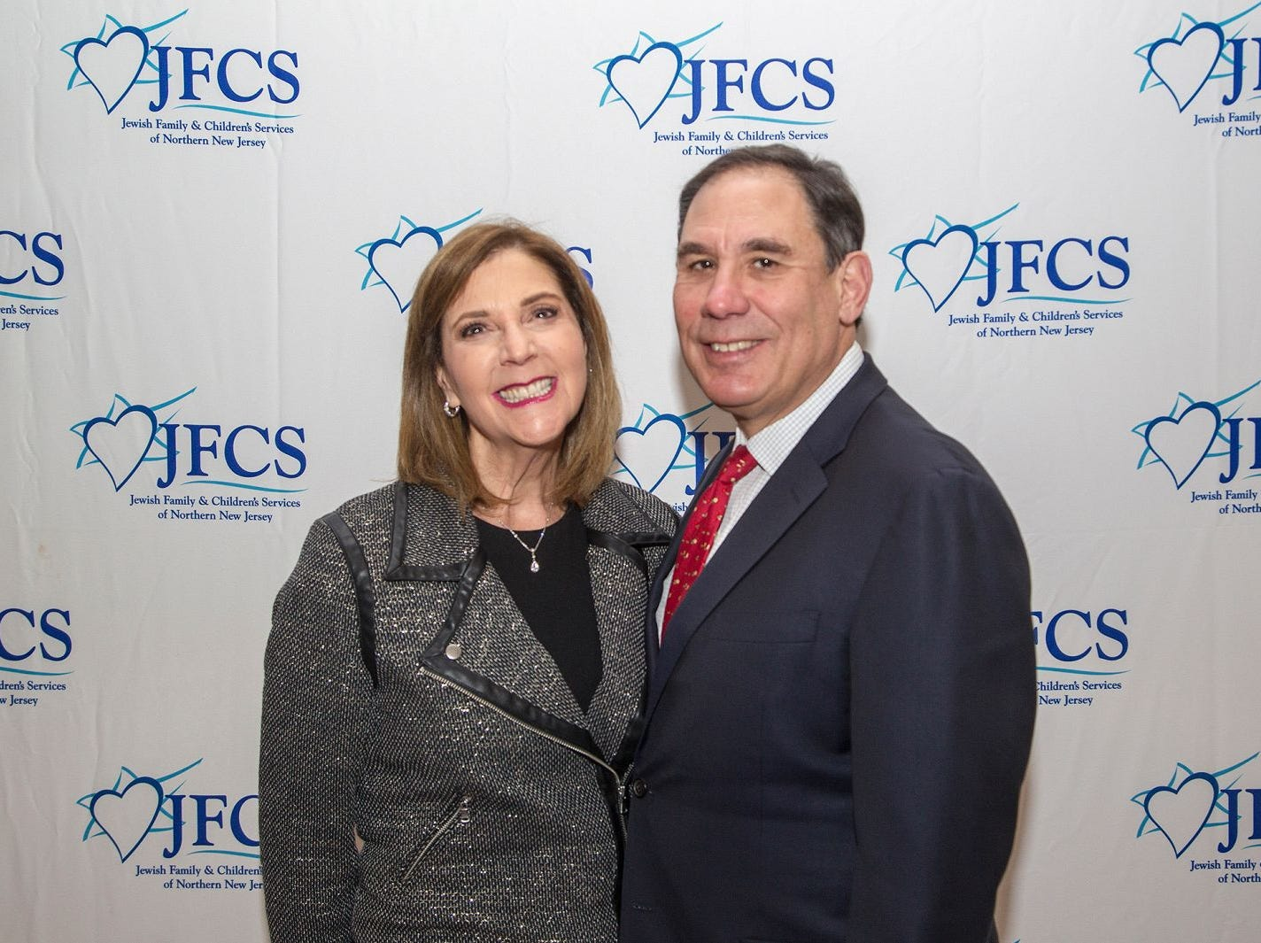 Paula and Lee Shaiman. Jewish Family & Children's Services of Northern New Jersey held its annual gala at the Edgewood Country Club in River Vale. The evening honored Shira Feuerstein, Jayne Petak, and Alan Scharfstein for their leadership, support, and dedication. 11/18/2018