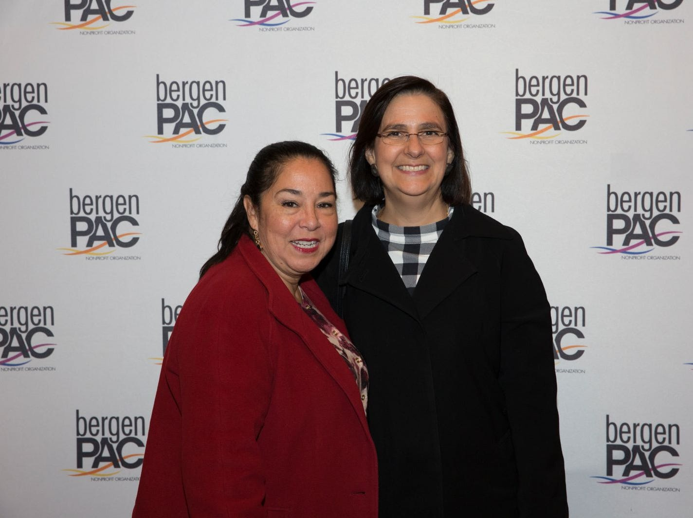 Francesca Di Bianco, Rebecca Vella. BergenPAC held its annual fall gala featuring John Fogerty in Englewood. This year's honoree was Fernando Garip, from Wilmington Trust and M&T Bank. 11/08/2018