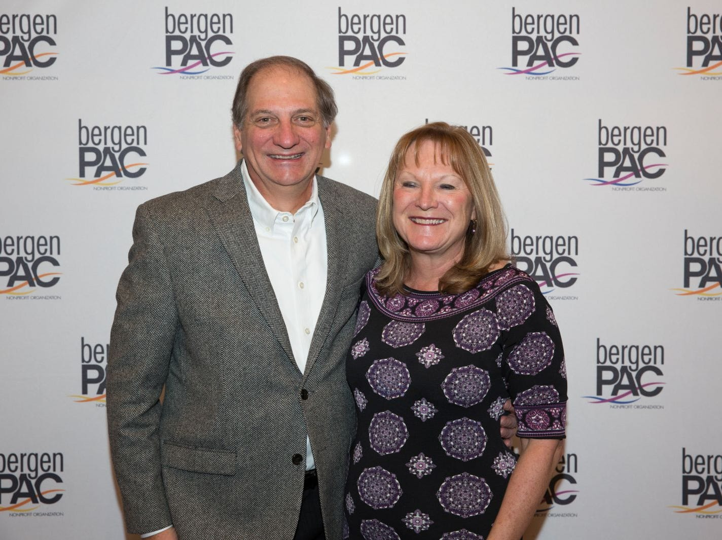 Mark and Ludmila Golad. BergenPAC held its annual fall gala featuring John Fogerty in Englewood. This year's honoree was Fernando Garip, from Wilmington Trust and M&T Bank. 11/08/2018