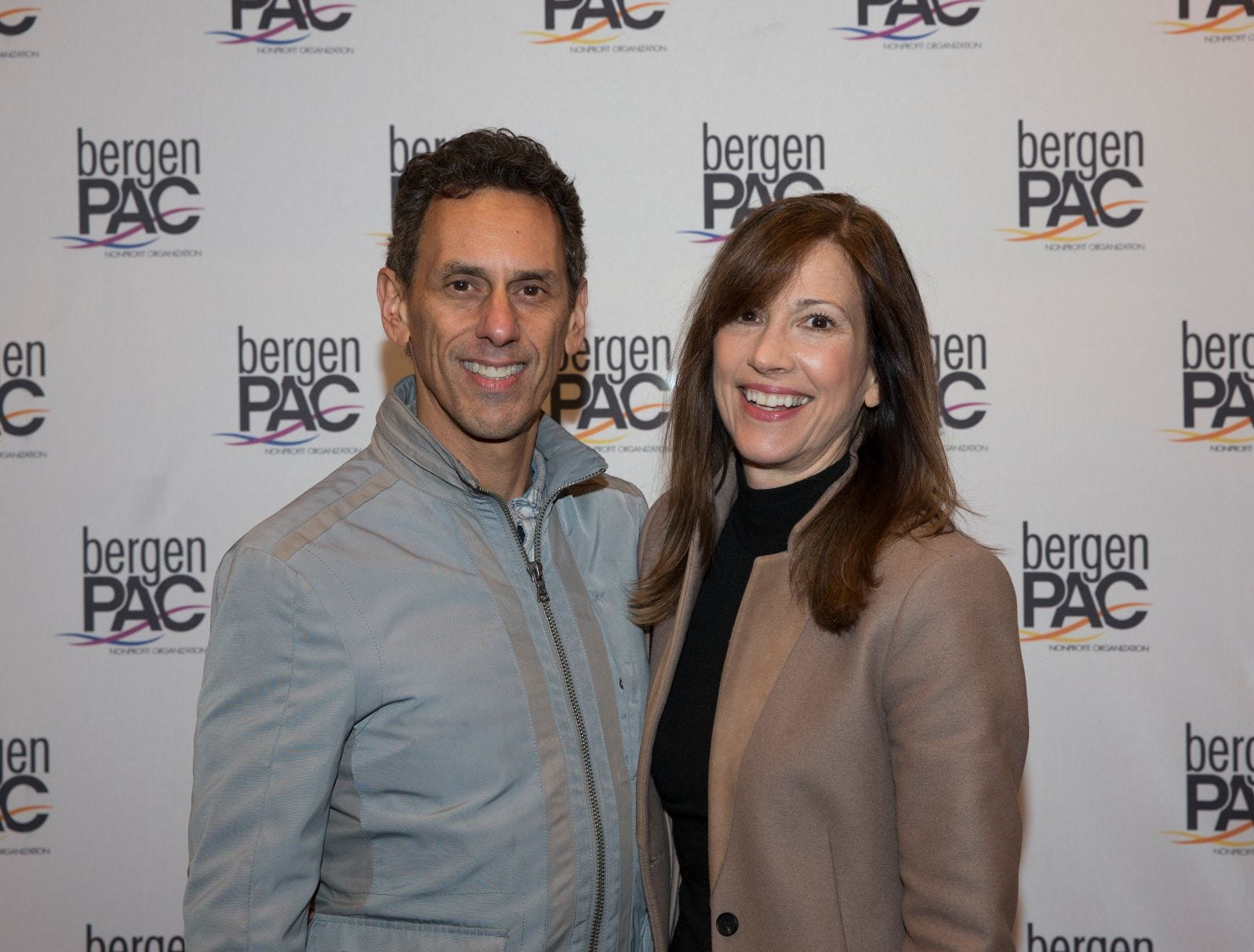 Matt and Susan Ross. BergenPAC held its annual fall gala featuring John Fogerty in Englewood. This year's honoree was Fernando Garip, from Wilmington Trust and M&T Bank. 11/08/2018