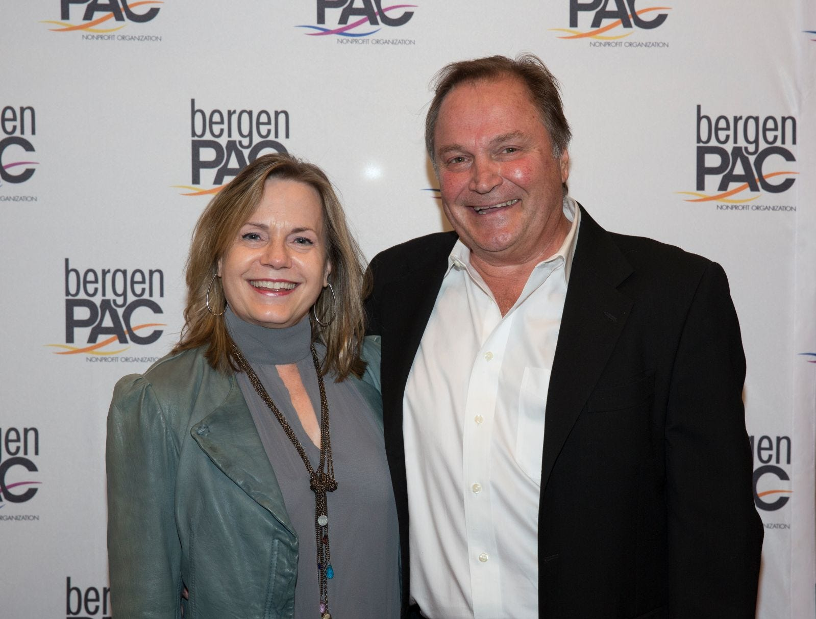 Kelly and Dominic Roncace. BergenPAC held its annual fall gala featuring John Fogerty in Englewood. This year's honoree was Fernando Garip, from Wilmington Trust and M&T Bank. 11/08/2018