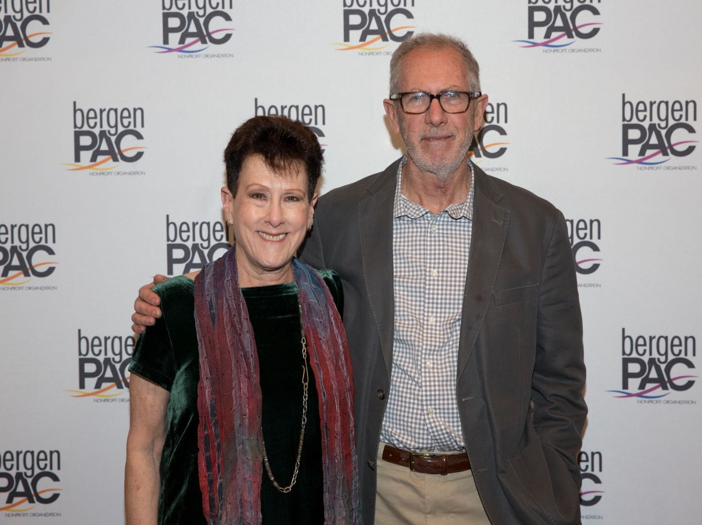 Jane and George Bean. BergenPAC held its annual fall gala featuring John Fogerty in Englewood. This year's honoree was Fernando Garip, from Wilmington Trust and M&T Bank. 11/08/2018