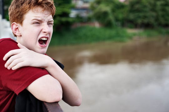 """""""Around 10 to 12 years old is when we see (angry outbursts) generally start, and that's in line with when puberty starts,"""" said Dr. Stacey Cohen-Meissner, a Tenafly-based child and adult psychologist who counsels many teens and tweens."""