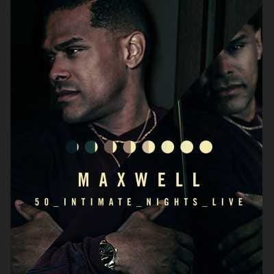 Maxwell will be performing at the Wellmont in Montclair on Nov.28.