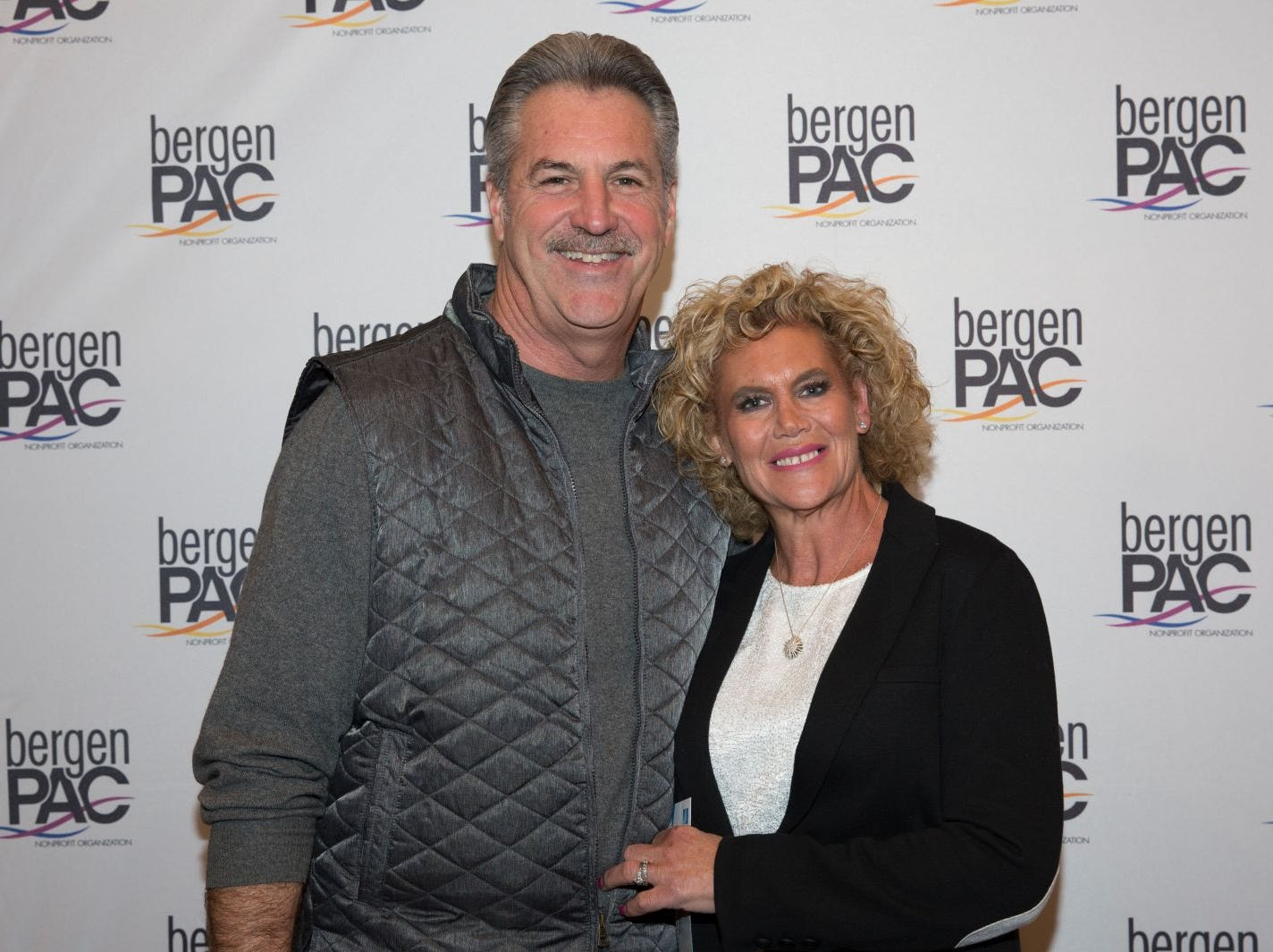 Bill and Barbara Meile. BergenPAC held its annual fall gala featuring John Fogerty in Englewood. This year's honoree was Fernando Garip, from Wilmington Trust and M&T Bank. 11/08/2018