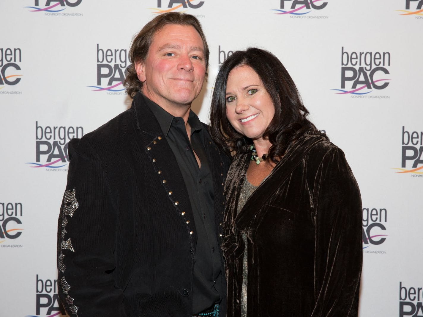 Andy and Susan Russ. BergenPAC held its annual fall gala featuring John Fogerty in Englewood. This year's honoree was Fernando Garip, from Wilmington Trust and M&T Bank. 11/08/2018