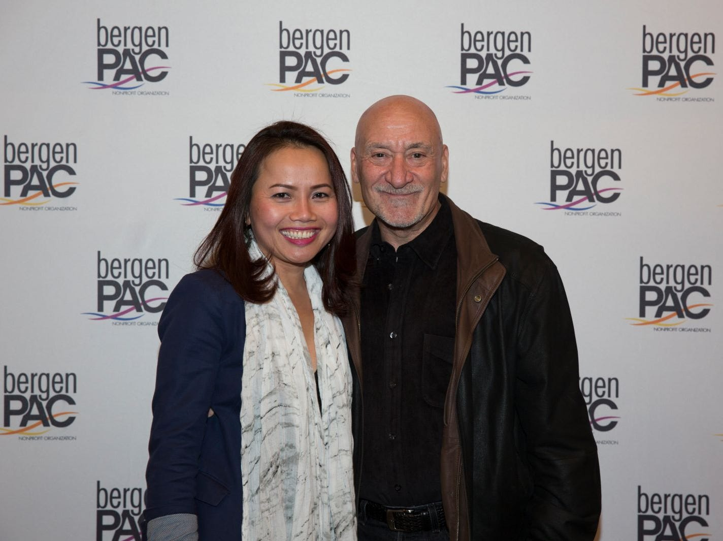 Kate Nguyen, Tom Eastwick. BergenPAC held its annual fall gala featuring John Fogerty in Englewood. This year's honoree was Fernando Garip, from Wilmington Trust and M&T Bank. 11/08/2018