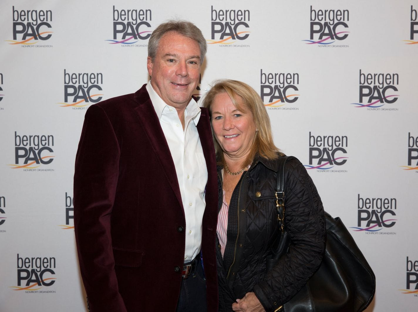 Ken and Barbara Funsch. BergenPAC held its annual fall gala featuring John Fogerty in Englewood. This year's honoree was Fernando Garip, from Wilmington Trust and M&T Bank. 11/08/2018
