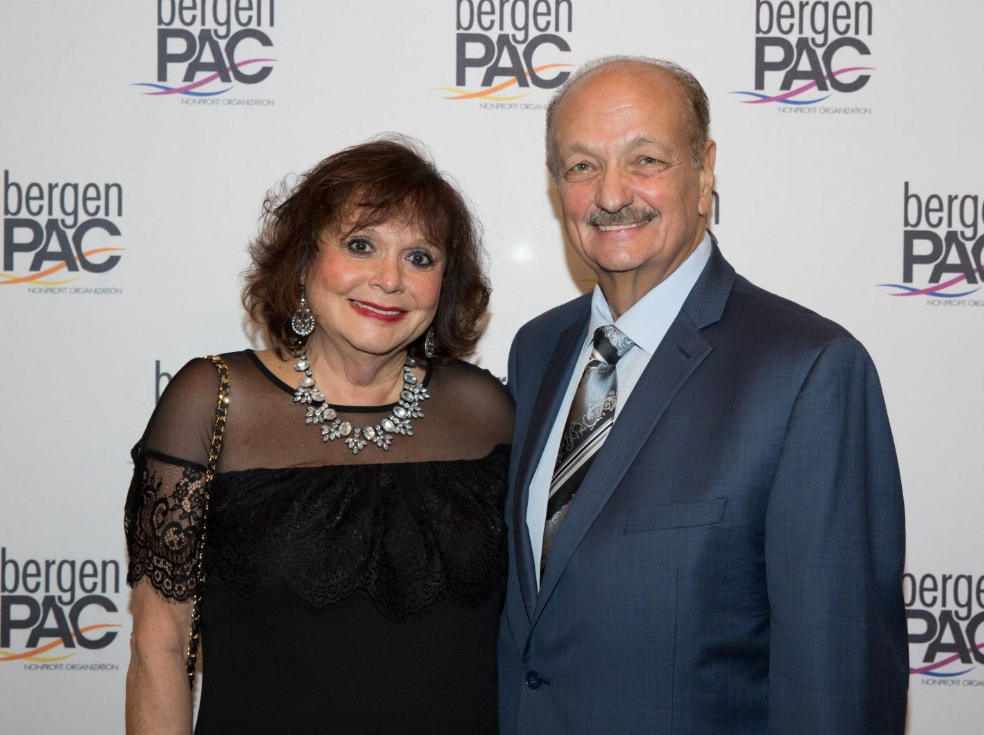 Sheryl and Robert Slonim. BergenPAC held its annual fall gala featuring John Fogerty in Englewood. This year's honoree was Fernando Garip, from Wilmington Trust and M&T Bank. 11/08/2018
