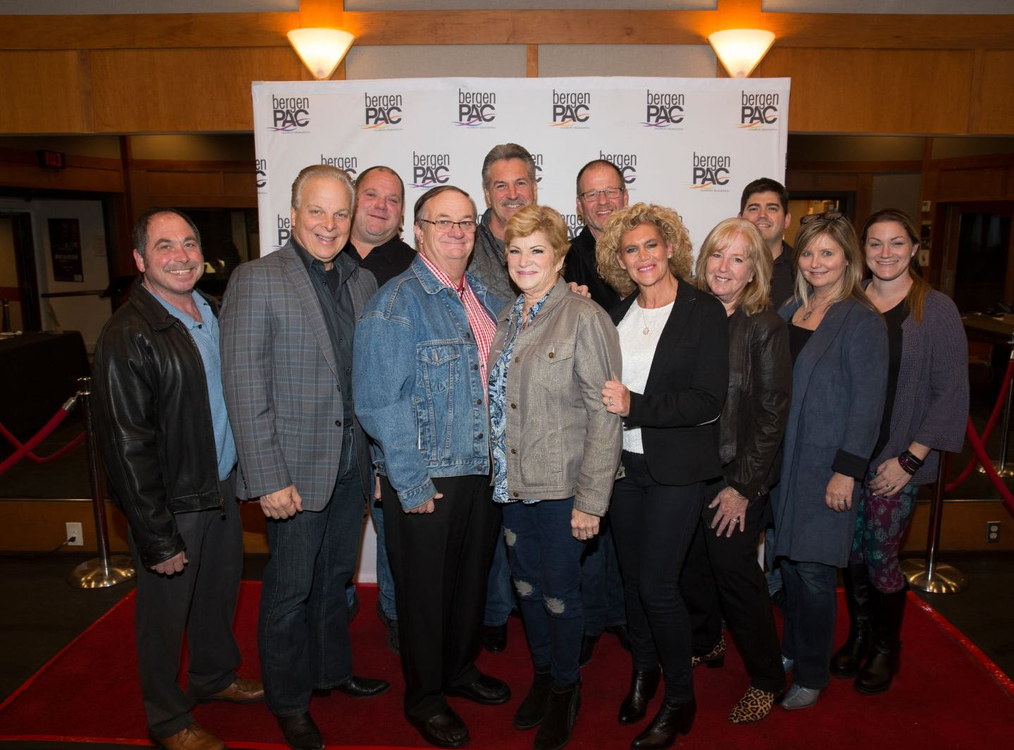 The Taylor Family. BergenPAC held its annual fall gala featuring John Fogerty in Englewood. This year's honoree was Fernando Garip, from Wilmington Trust and M&T Bank. 11/08/2018