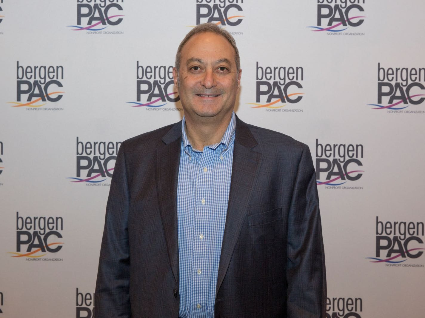 Fernado Garip. BergenPAC held its annual fall gala featuring John Fogerty in Englewood. This year's honoree was Fernando Garip, from Wilmington Trust and M&T Bank. 11/08/2018