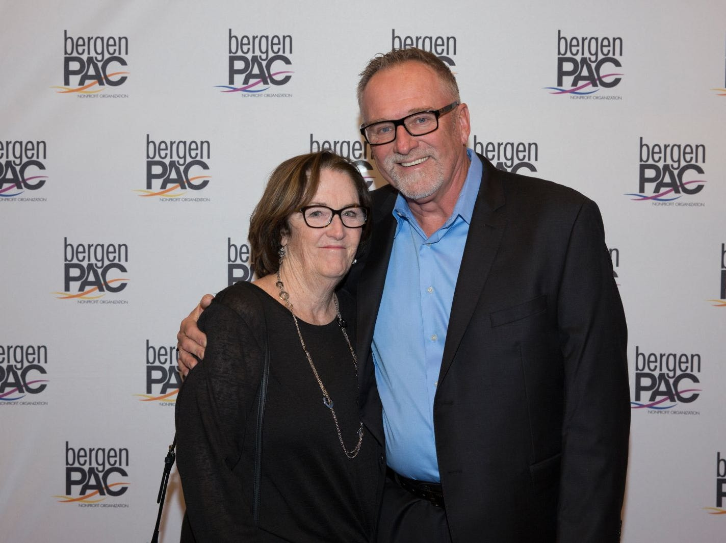 Juie and Gary Burmeister. BergenPAC held its annual fall gala featuring John Fogerty in Englewood. This year's honoree was Fernando Garip, from Wilmington Trust and M&T Bank. 11/08/2018