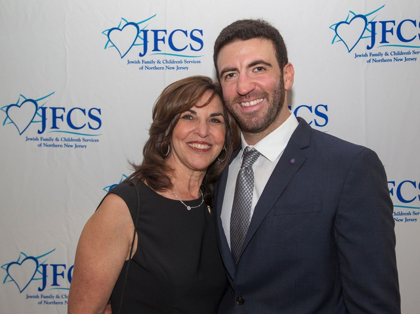 Jayne and Derek Petak. Jewish Family & Children's Services of Northern New Jersey held its annual gala at the Edgewood Country Club in River Vale. The evening honored Shira Feuerstein, Jayne Petak, and Alan Scharfstein for their leadership, support, and dedication. 11/18/2018
