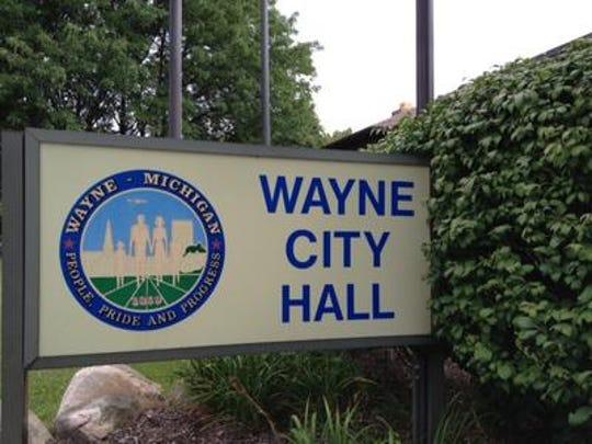Wayne city hall.