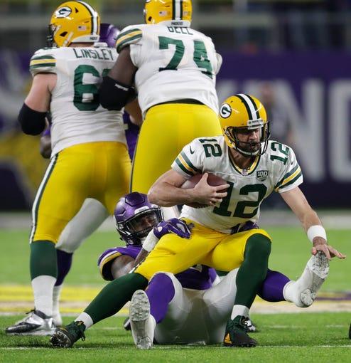 Week 11 Giants Vs Packers: Green Bay Packers Vs. Minnesota Vikings: Week 12