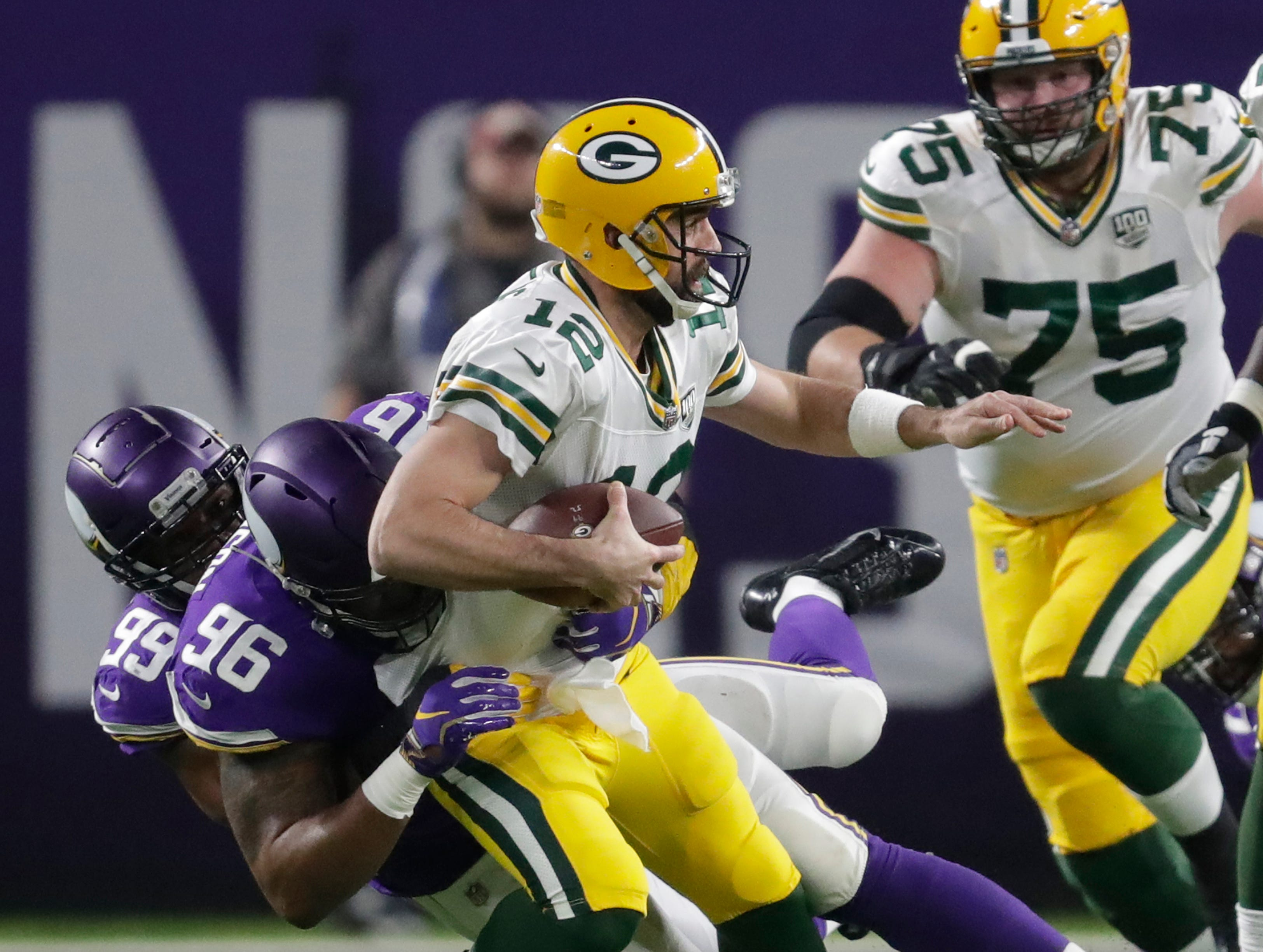 Dougherty: Turn out the lights on Green Bay Packers' playoff hopes