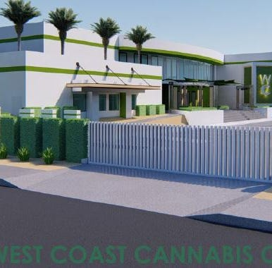 West Coast Cannabis Club to open 28,500-square-foot retail, weed manufacturing site in Palm Desert