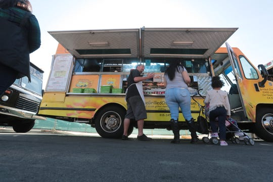 Food Truck Mash-Up returns to Cathedral City with 'Shark