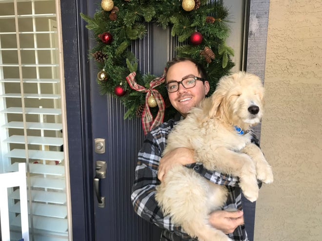 Andy Gregg, a real-estate agent in north Phoenix, says a hacker spoke to him through his Nest security camera.