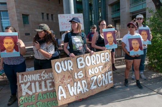 Declaran No Culpable Guardia De Frontera Que Dio Muerte A Jos Antonio Elena