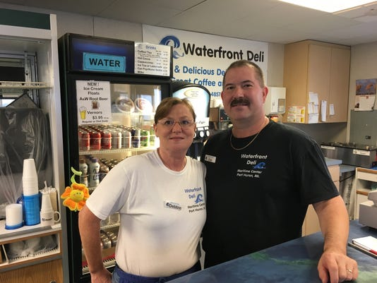 Debbie And Joe Belcher