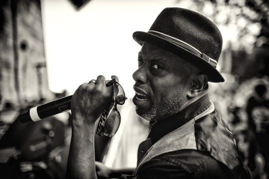 Corey Glover of Living Colour will perform at Foodstock 11 in Poughkeepsie on Dec. 1.