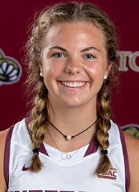 Former Chambersburg Trojan Rachel Dusman earned PSAC Freshman of the Year honors after a standout first season with Shippensburg field hockey.