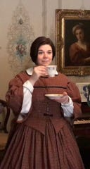 Christine Cooper of the York County History Center will give a presentation n Victorian Christmas customs during holiday teas at Martin Library on Dec. 8.