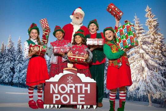 """TAFE presents """"The Night Before Christmas,"""" Dec. 7-9."""