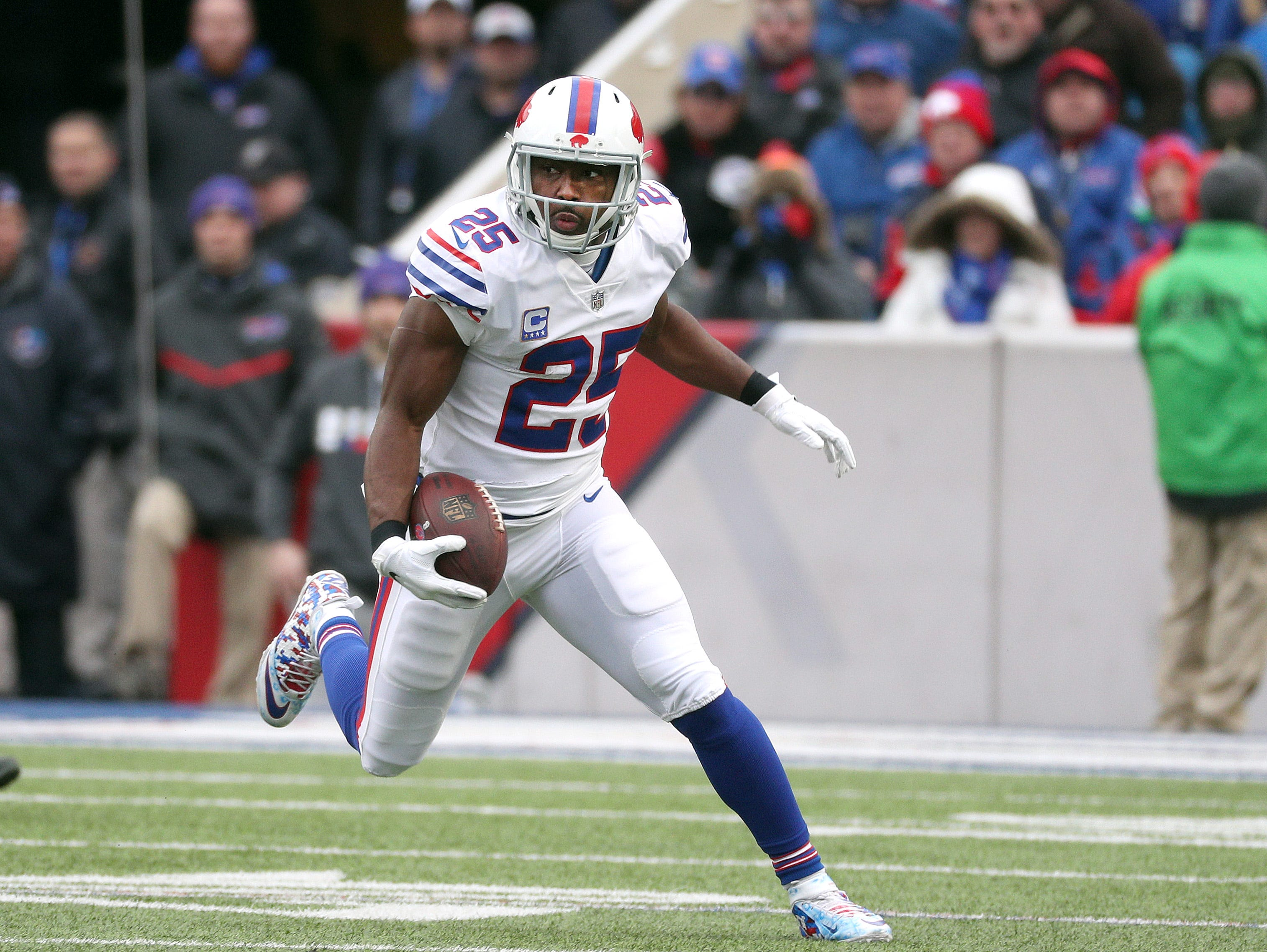 Should the Bills move on from LeSean McCoy in 2019? The answer is yes