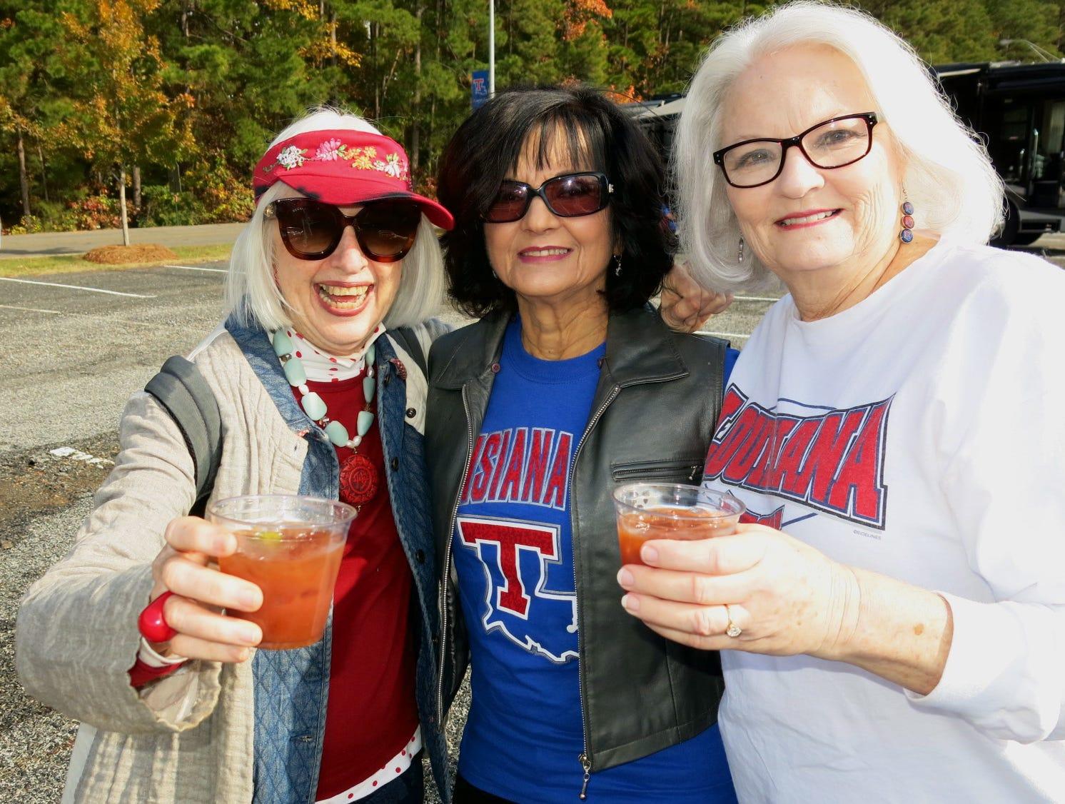 Fan Breakfast Nov. 24 at Louisiana Tech-Western Kentucky football game in Joe Aillet Stadium.