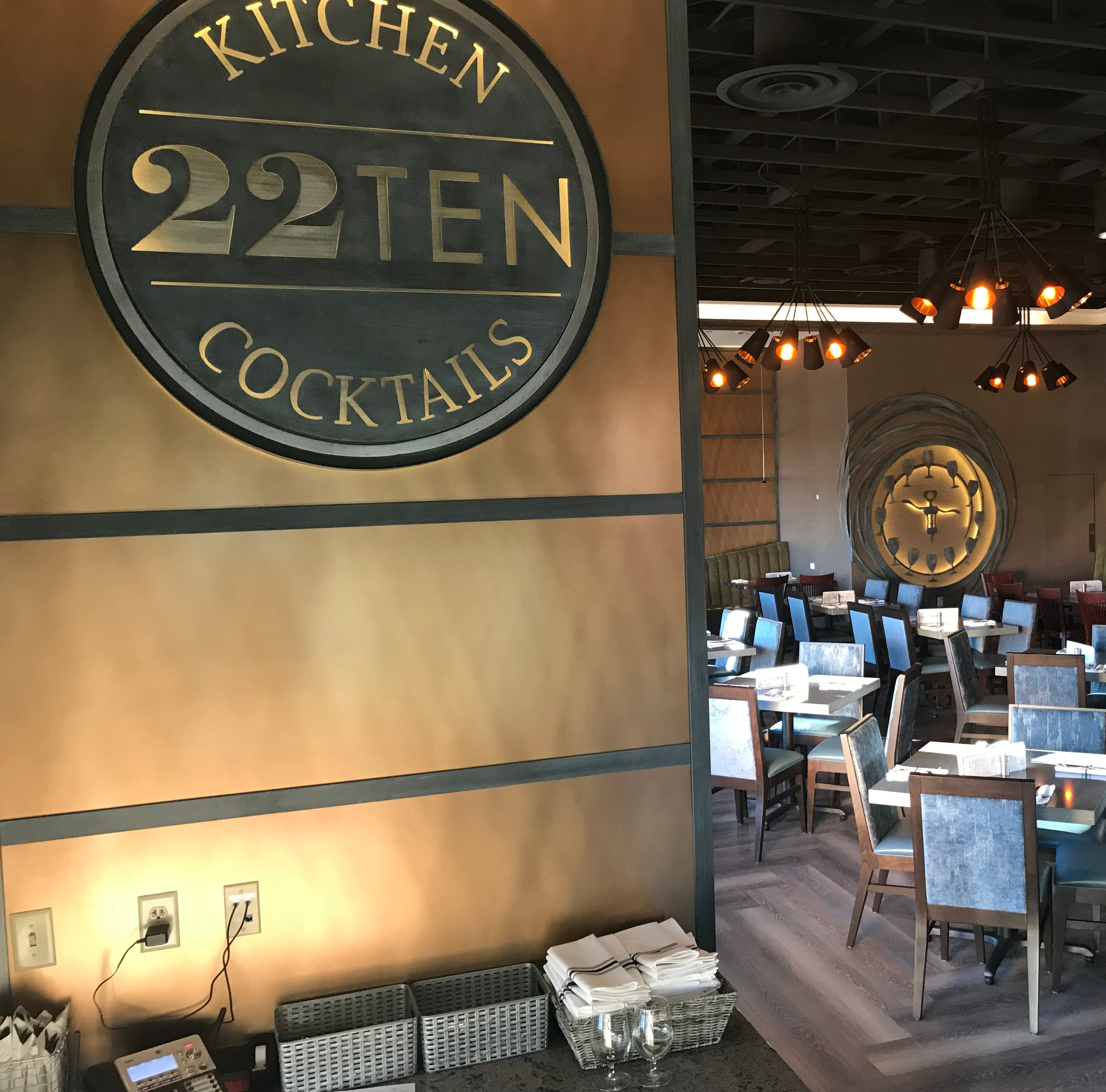 22TEN brings 'eclectic American' flavors to southwestern Sioux Falls