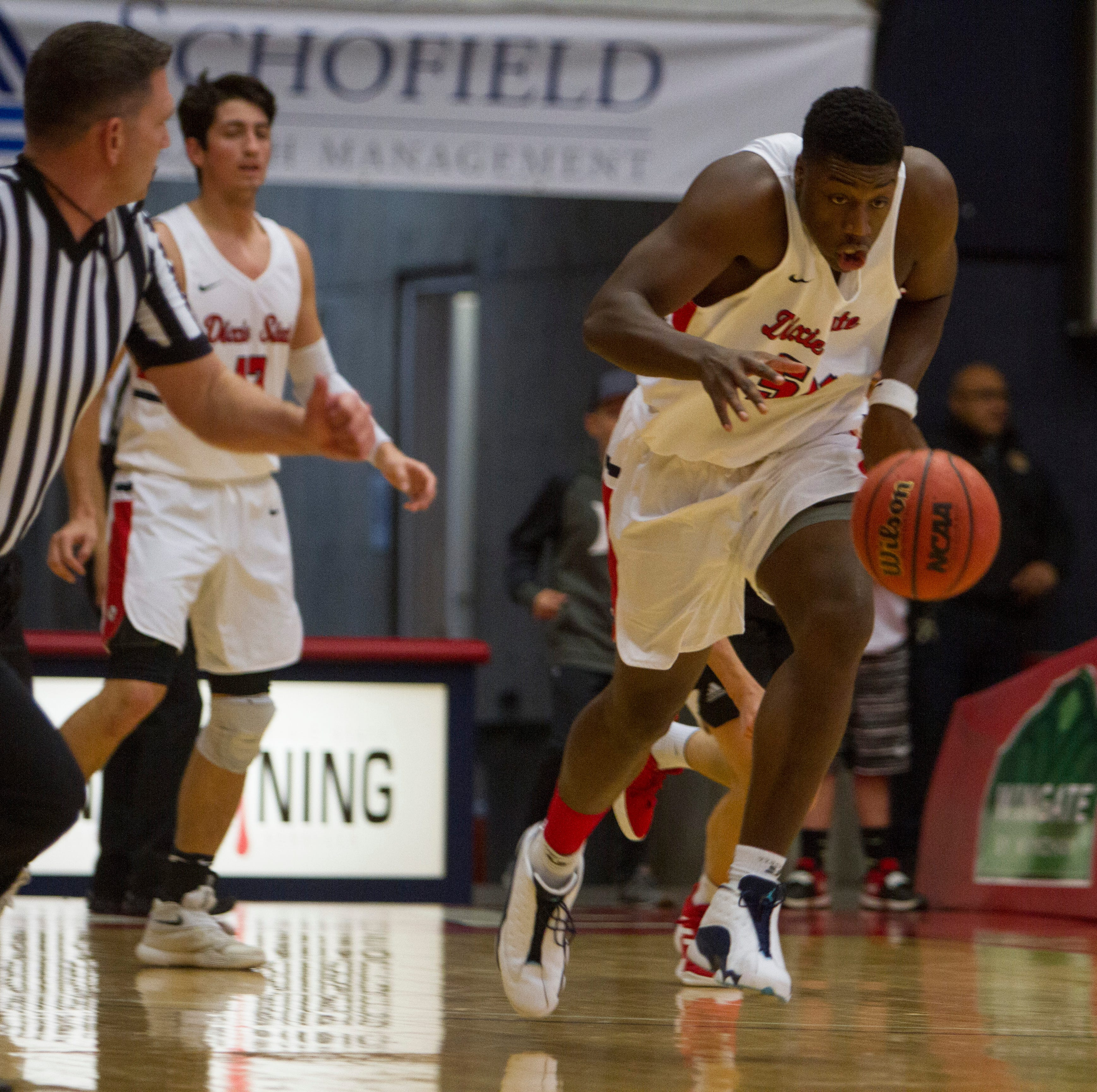 Dixie State's Julien Ducree garners RMAC accolade after earning a starting spot