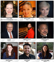 """Professional musicians aid in raising money for scholarships through their performances at the """"Sing-Along Messiah."""""""