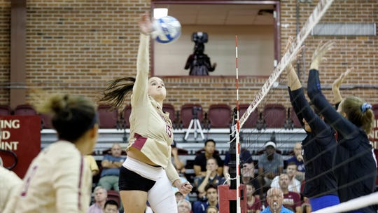 ACC Player of the Year Payton Caffrey leads the charge for FSU. The Seminoles face in-state rival Florida in the first round of the NCAA Tournament.
