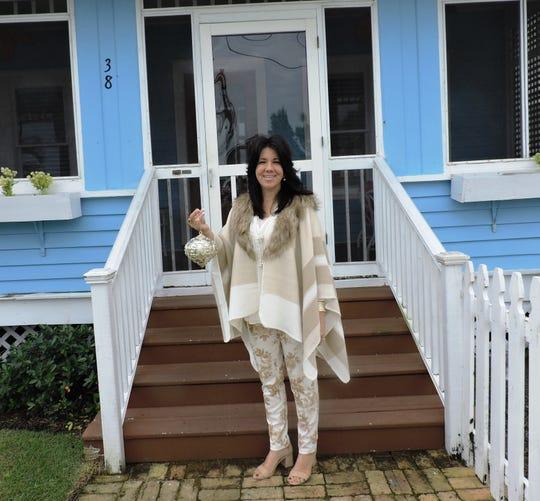 Dana Godfrey of Treasure Coast Home Décor at The Blue House