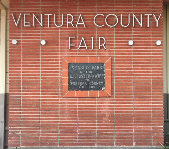 The Ventura County Fairgrounds board will meet to discuss gun shows.