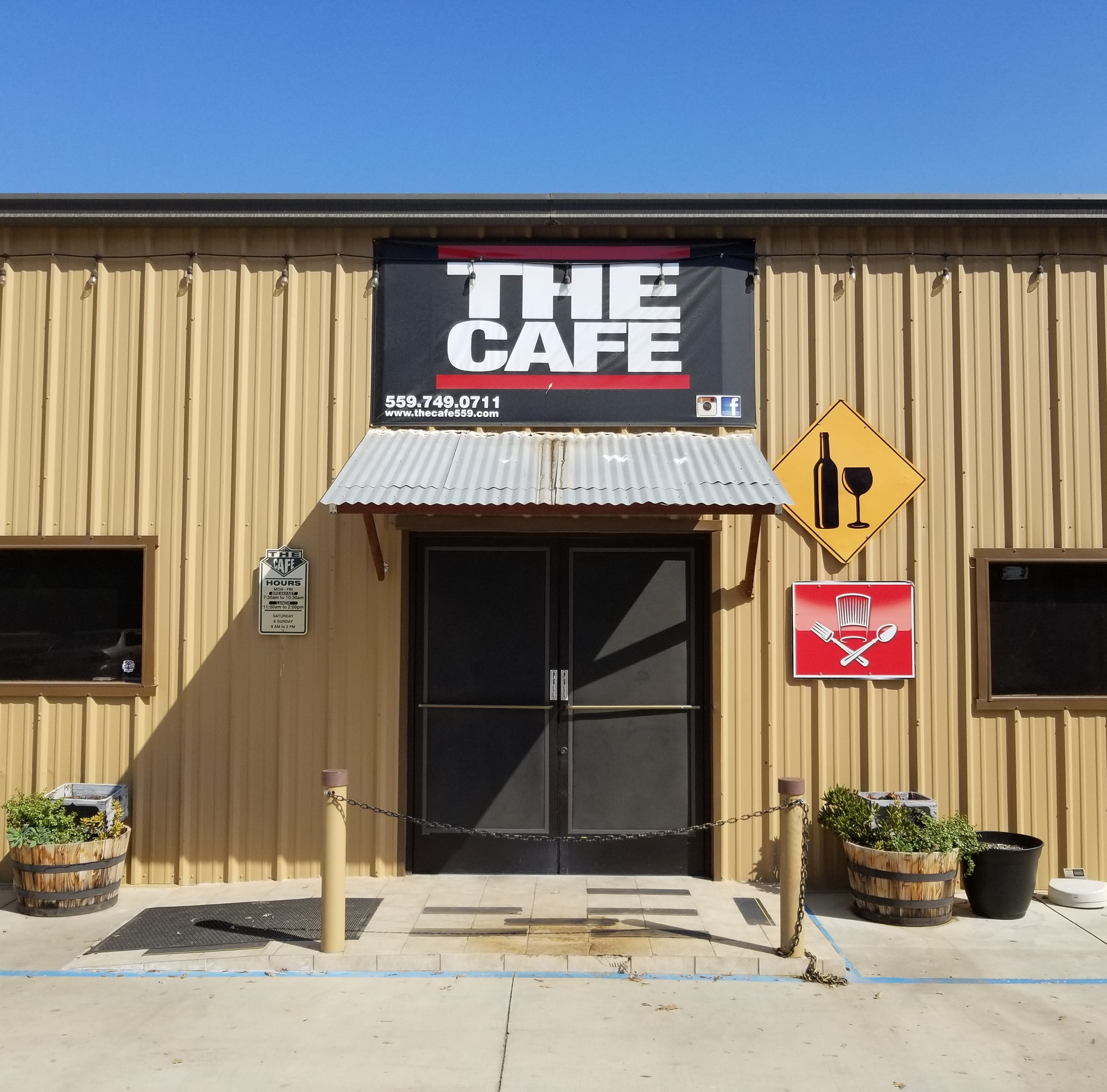 The Cafe calls it quits, 'whole staff blindsided' and unpaid