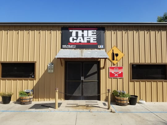 "The Cafe, Tommy Chavez's contemporary American restaurant, is now closed due to ""tax issues."" Cafe staff say they were 'blindsided' by the announcement and remain unpaid for their final shifts."