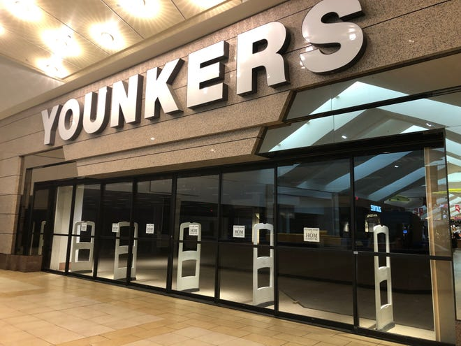 The former Younkers building in the Wausau Center mall will soon be home to a HOM Furniture store.