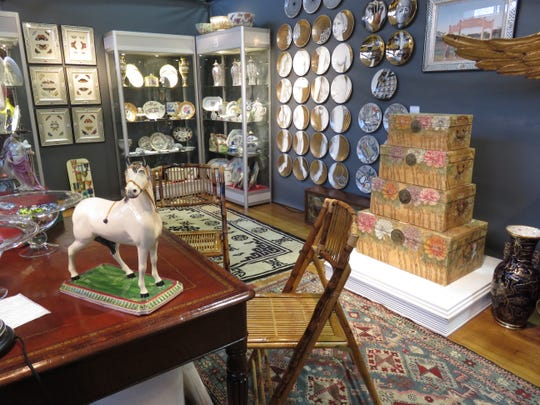 Greenwich Winter Antiques Show is Dec. 1-2
